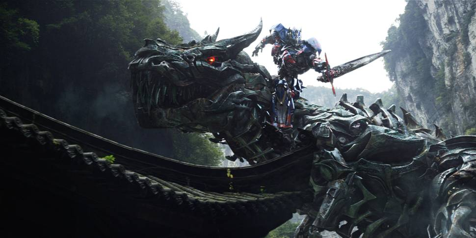 Transformers-Age of Extinction