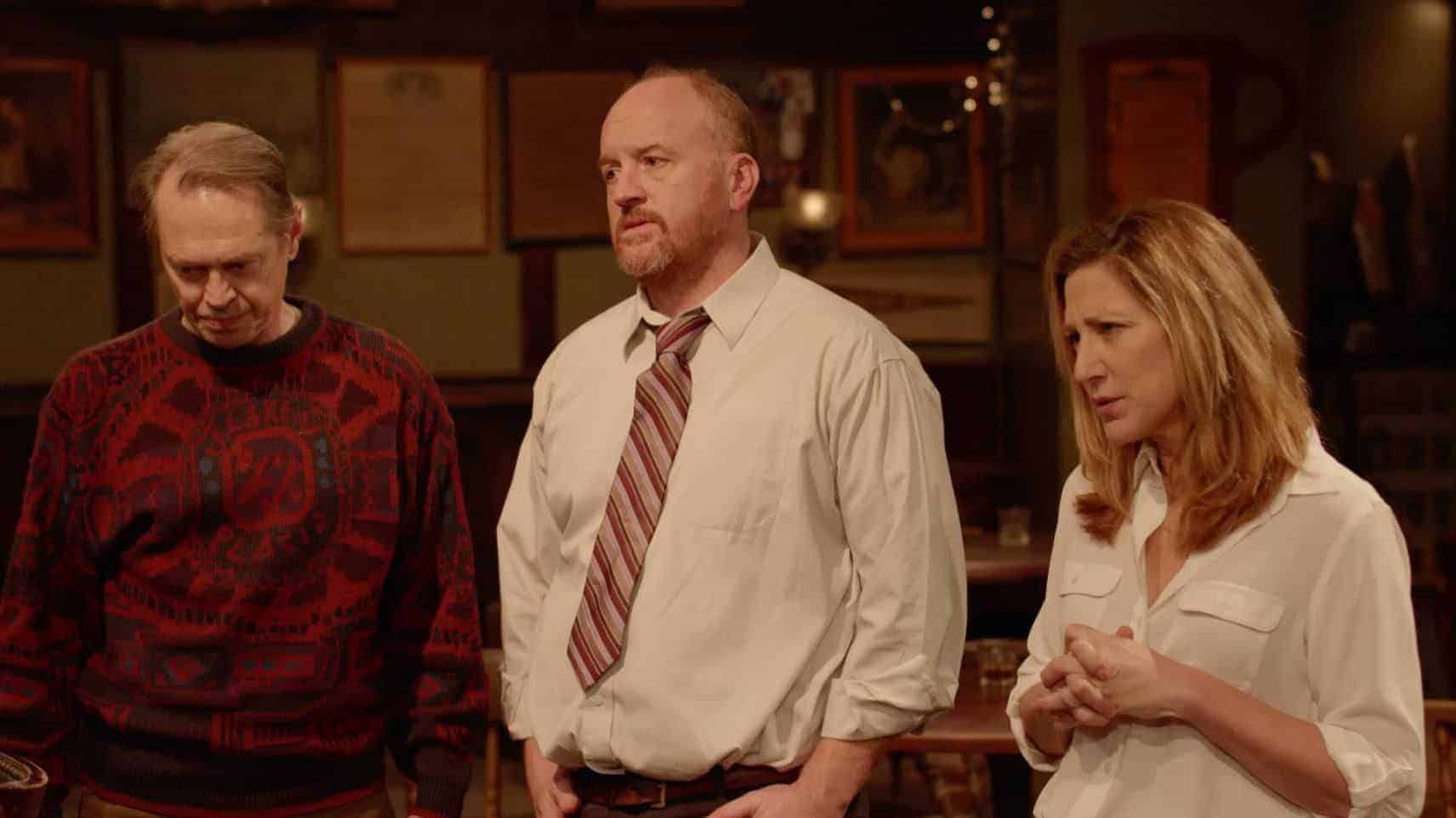 horace & pete, Louis CK